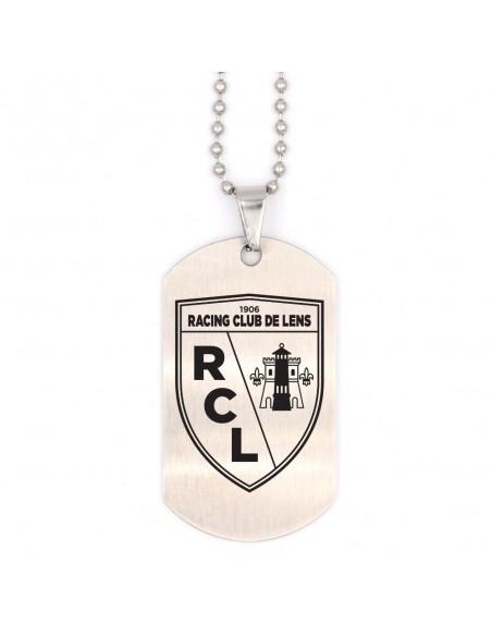 plaque blason racing club de lens