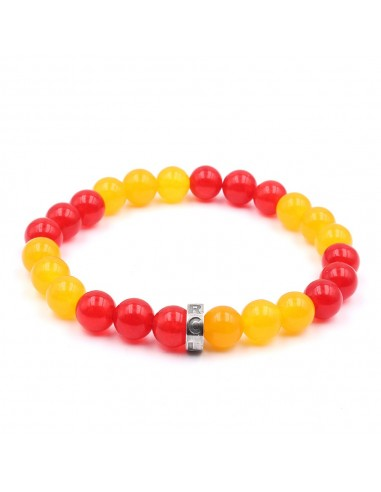 Bracelet club Racing club de Lens sang et or